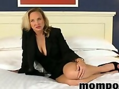 Hawt adult with large tits fucking POV