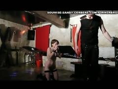 Movie scene hardcore porno uro soumise sandy