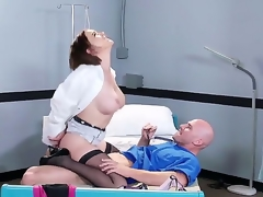 Horny stud Johnny Sins oves feeling sweetheart Krissy Lynn deep down her soaked bawdy cleft