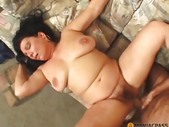 Fuck woman in her anal