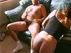 Lustful UK Dad